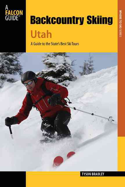 Backcountry Skiing Utah, 3rd By Bradley, Tyson